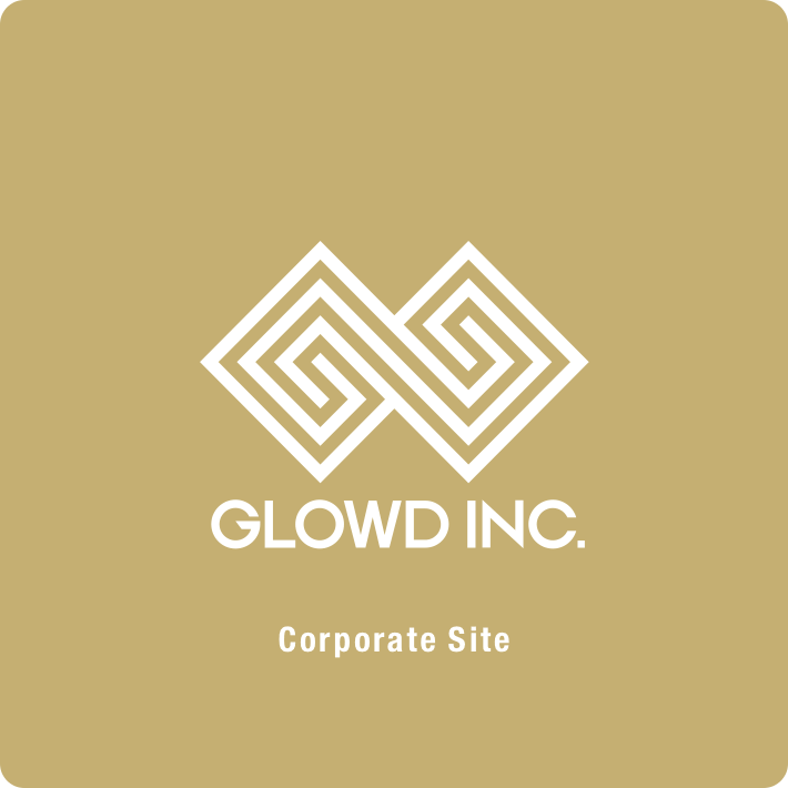 GLOWD INC. Corporate Site