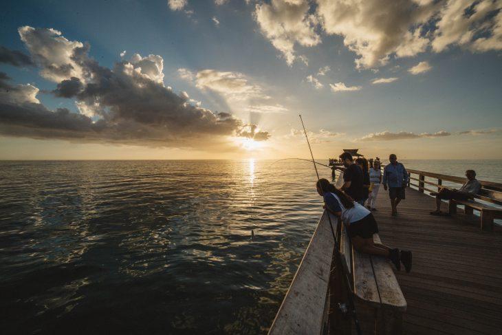 「魚が釣れているのはリフレッシュ補助金のおかげですよ!」